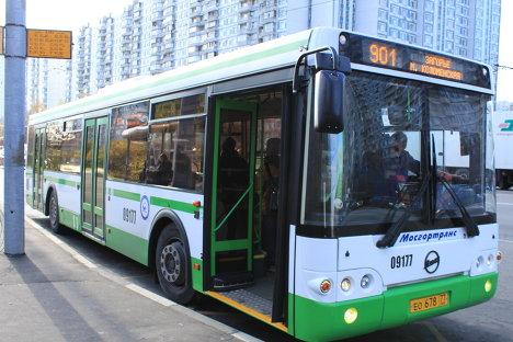 Правила пользования автобусами