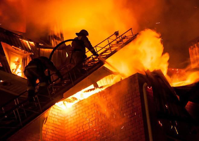 Действия при Пожаре инструкция в Школе
