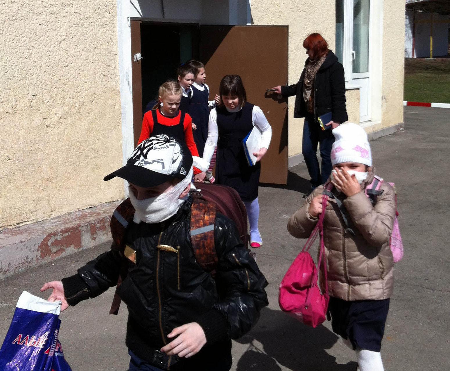 Действия при Пожаре инструкция в Школе - картинка 1