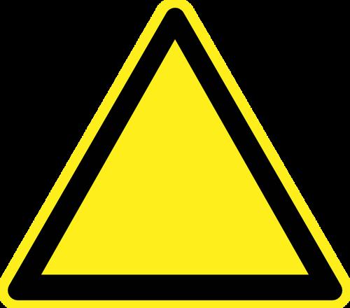 Запрещающий знак восклицания