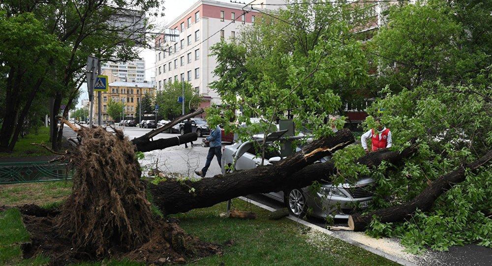 Правила безопасного поведения населения при ураганах